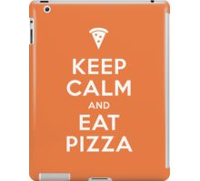 PIZZA! iPad Case/Skin