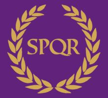 Camp Jupiter - SPQR by Rachael Thomas