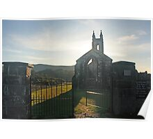 Dunlewey Church Poster