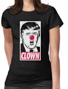 Trump - Clown Womens Fitted T-Shirt