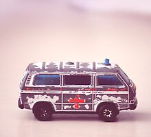 Toy Ambulance by GlassCow
