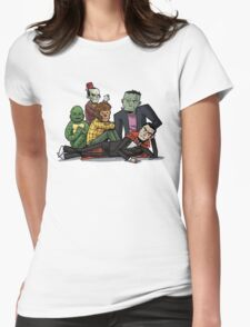 The Monster Club Womens Fitted T-Shirt