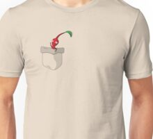 Red Pikmin in your Pocket! Unisex T-Shirt