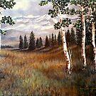 """Rocky Mountain Meadow"" by Susan Bergstrom"