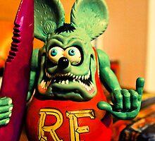 Rat Fink by Cassandra Jones