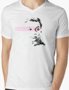 Hungarian leader Mens V-Neck T-Shirt