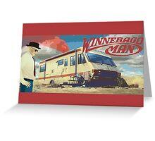 heisenbago Man  Greeting Card