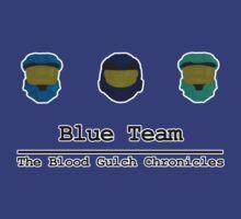 Blue Team by Zambina