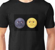 Sun & Moon Emoji Unisex T-Shirt