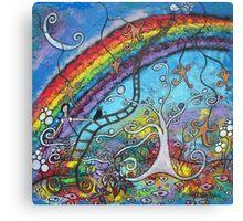 Dreamland III-acrylic Canvas Print