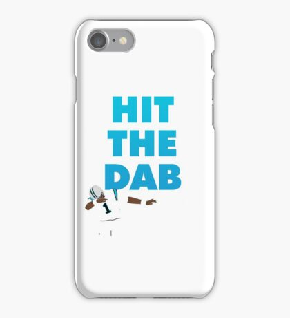 HIT THE DAB iPhone Case/Skin