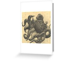 Income Statements Greeting Card