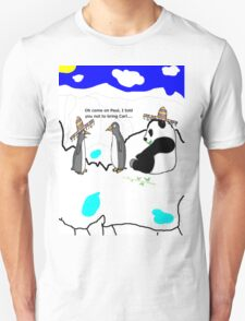 penguins and pandas T-Shirt