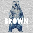 Brown Bear by ssan