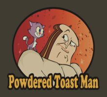 Powdered Toast Man by FreonFilms