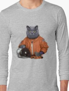 Astrocat Long Sleeve T-Shirt