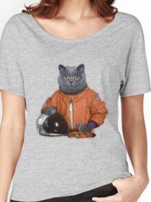 Astrocat Women's Relaxed Fit T-Shirt