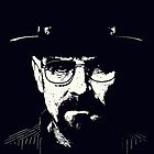 BREAKING BAD - Heisenberg. by John Medbury (LAZY J Studios)