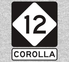 NC 12 - Corolla  Baby Tee
