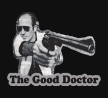 Hunter S. Thompson by FreonFilms
