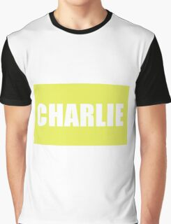 Charlie Fairhead Graphic T-Shirt
