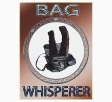 BAG WHISPERER by Jon de Graaff