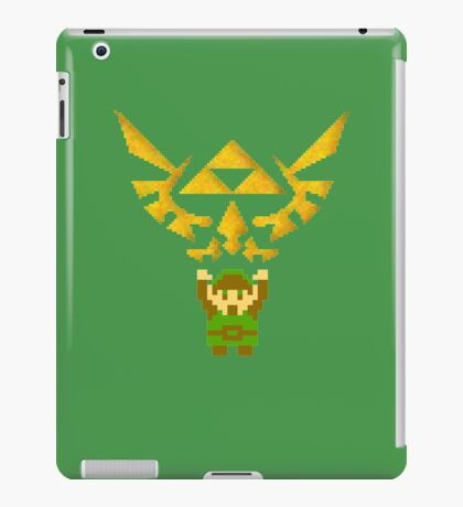 Classic Link and Triforce iPad Case/Skin