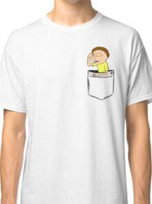 Morty Pocket Classic T-Shirt