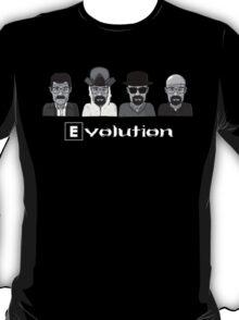 Heisenberg's Evolution - Black T-Shirt