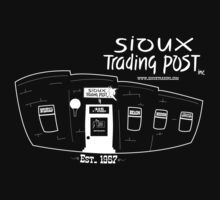 Sioux Trading Post by ShroudOfFate