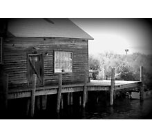 Fishtown, Leland MI Photographic Print