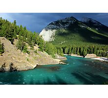 Bow River 1 Photographic Print
