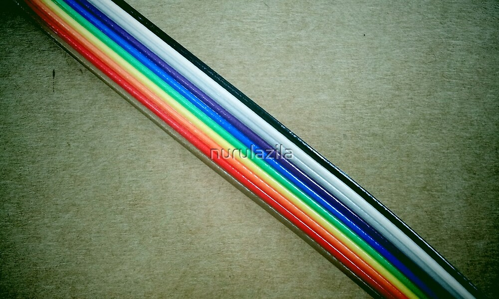 Ribbon Cable by nurulazila