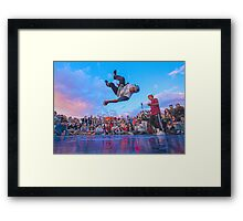 Brotherly Love  Framed Print