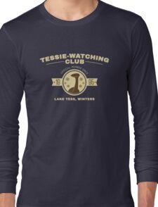 Tessie Watching Club Member Tee Long Sleeve T-Shirt