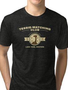 Tessie Watching Club Member Tee Tri-blend T-Shirt