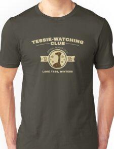 Tessie Watching Club Member Tee Unisex T-Shirt