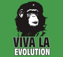 VIVA LA EVOLUTION One Piece - Short Sleeve