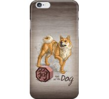 Year of the Dog iPhone Case/Skin