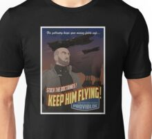 Keep Him Flying! Unisex T-Shirt