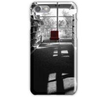 Chair of knowledge iPhone Case/Skin