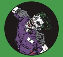 Joker the new 52 by D-Vega