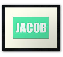 Jacob Masters Framed Print