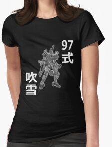 Type-97 Fubuki V2 Womens Fitted T-Shirt