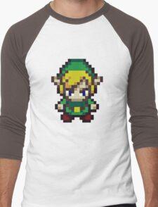 Link 8-bit Men's Baseball ¾ T-Shirt