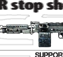 Battlefield 3 Support Kit Sticker