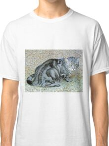 One Beautiful Cat Classic T-Shirt