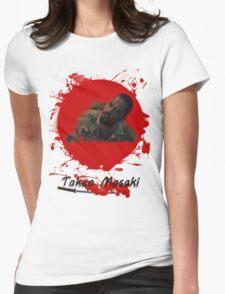 Takeo Masaki Womens Fitted T-Shirt