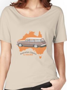 Holden EJ (Special) Station Sedan - Australian Classics Women's Relaxed Fit T-Shirt
