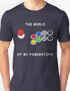 The World At My Fingertips T-Shirt